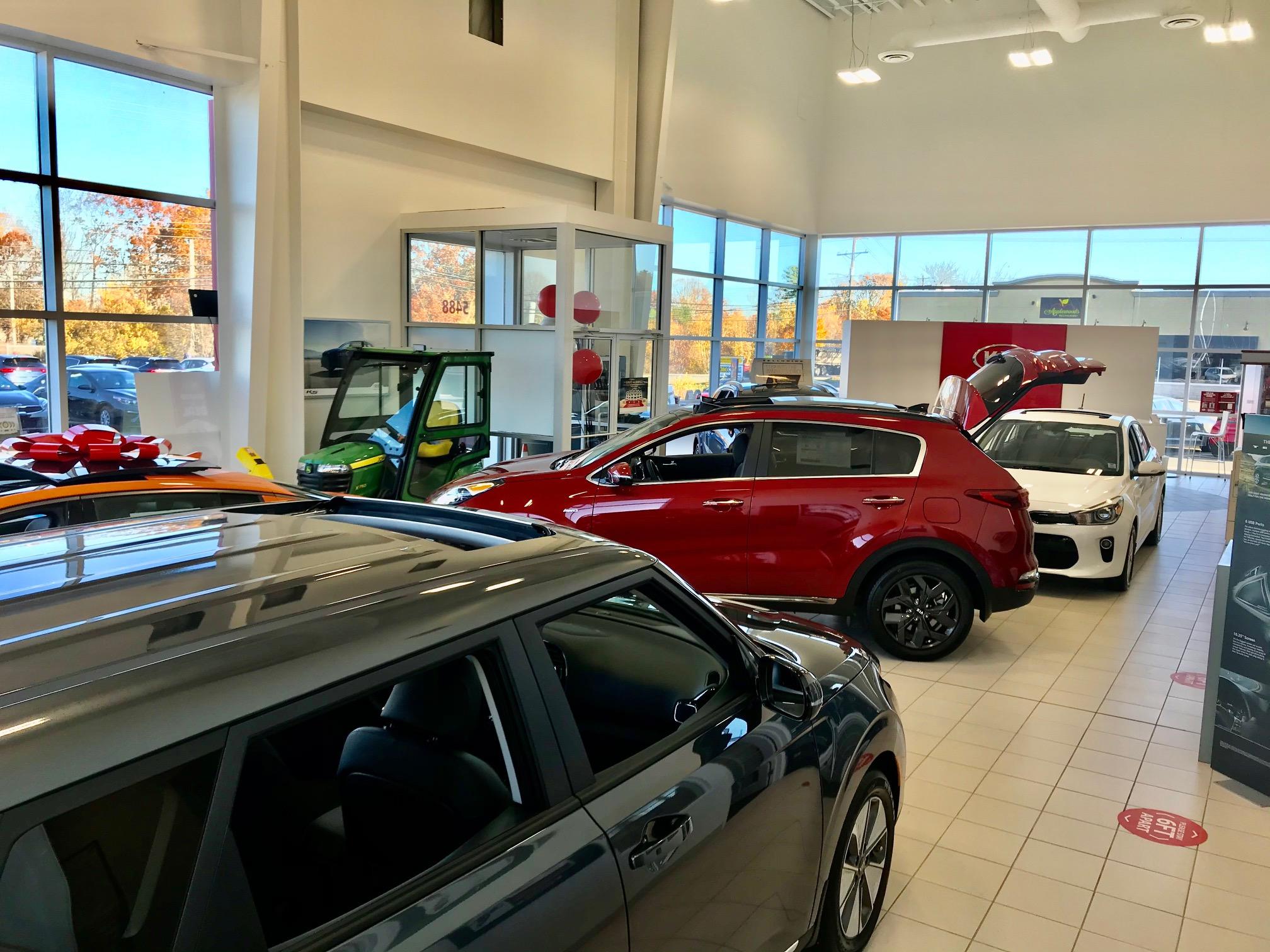 Build & Price Your Kia
