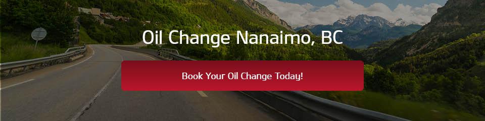 Oil Change Banner