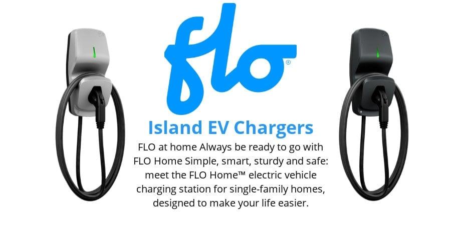 Island ev chargers