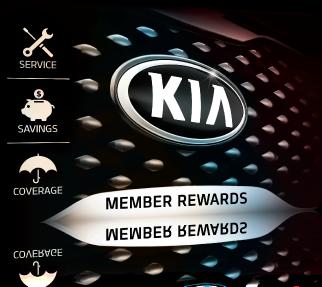 Kia member rewards