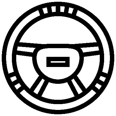 steeringwheel icon