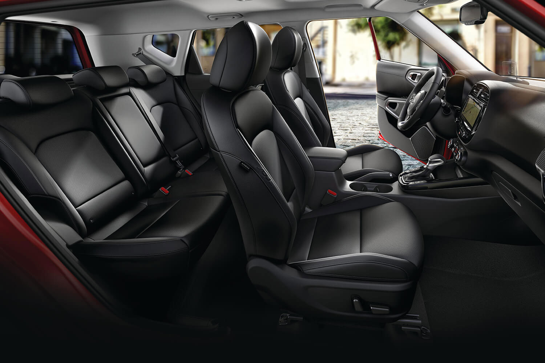 2021 Kia Forte5 Interior
